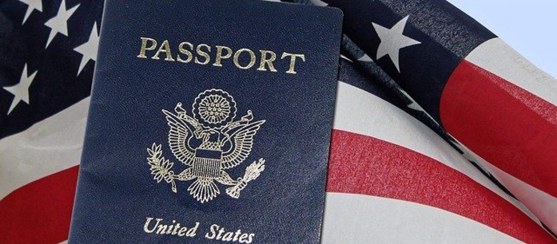 מי זכאי לדרכון אמריקאי